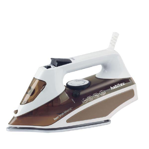 Plancha vapor HG7300C. Suela cerámica. 2400 w
