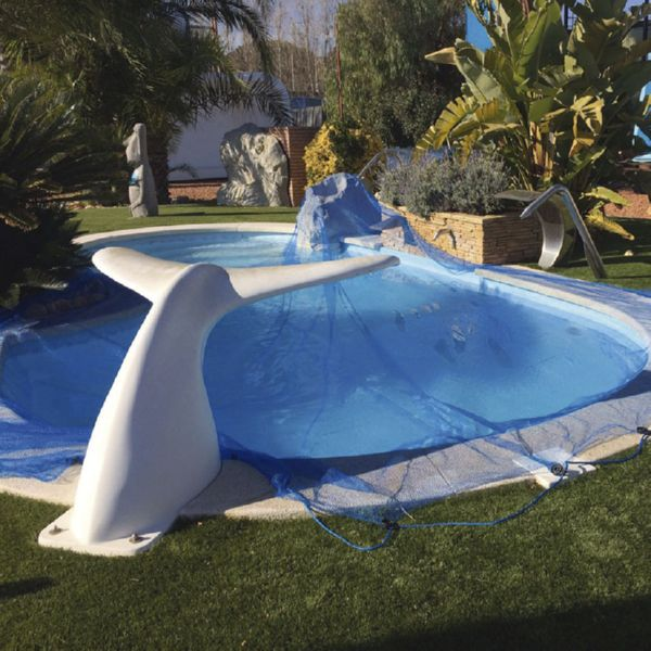 Protector  LEAF POOL COVER 5x8 m